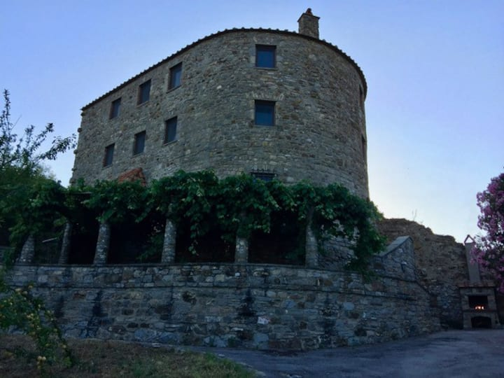Ancient Tower House