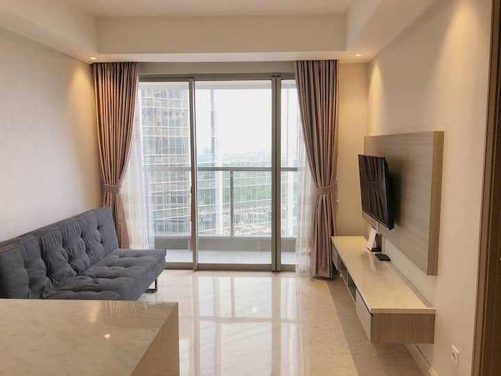One Bedroom Apartment at Caribbean Gold Coast PIK