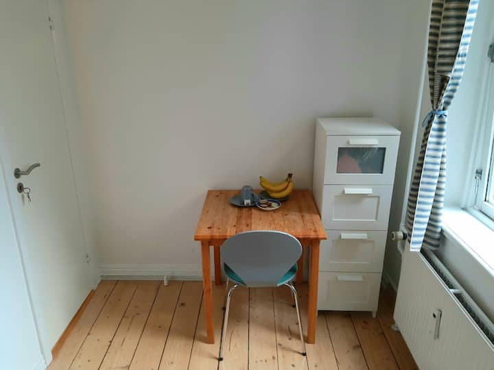 My spacious room in the very centre of Aalborg