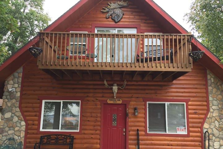 Moosehead Cabin, LEECH LAKE!