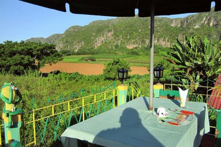 Villa El Crepusculo 2 - Viñales - Dům