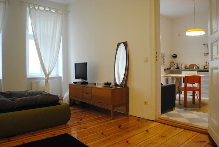 Gemütliches Apartment in Prenzlauer Berg