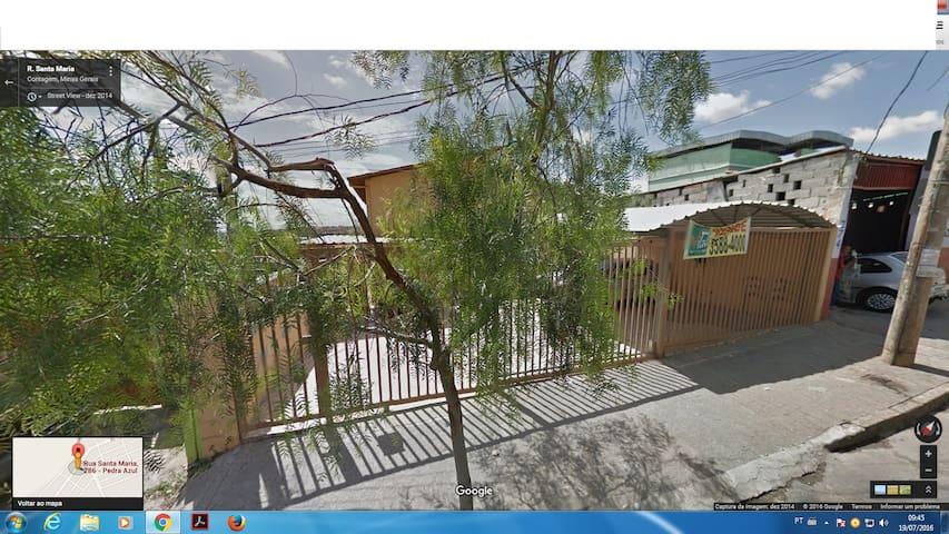 Casa próximo as Olimpíadas em Belo Horizonte - Contagem - Hus