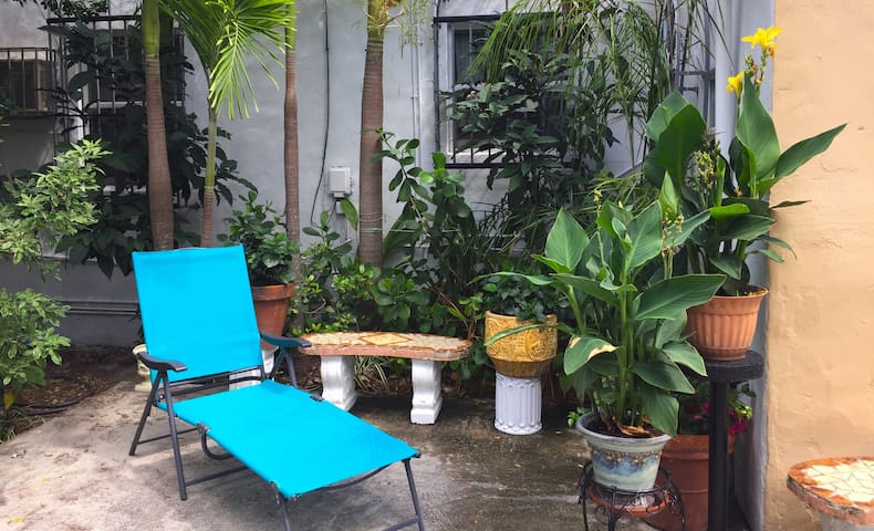 Casa Mariana Tropicale