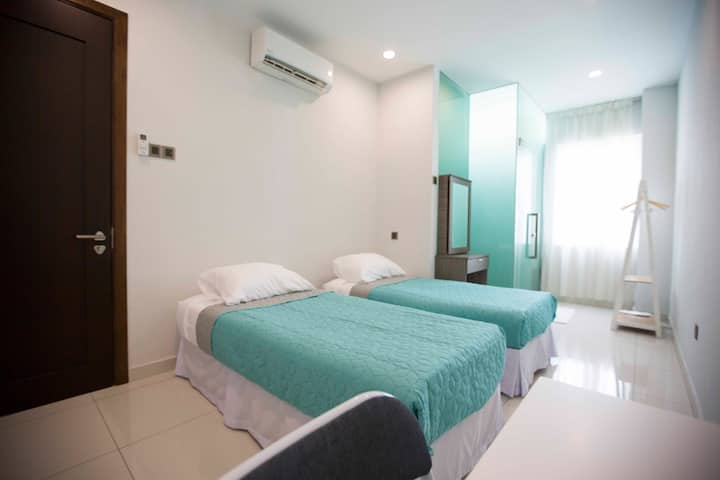 Penang 56 Residence Double Suite