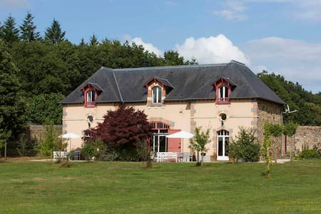 Enchanting house in Bretagne - Combourg - Haus