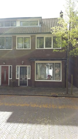 Nice townhouse with pituresque view - Leiderdorp