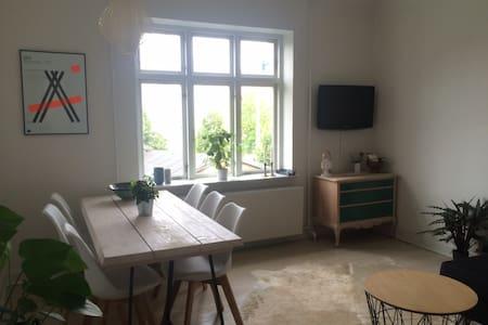 Perfect location in central Aarhus - Aarhus - Apartment