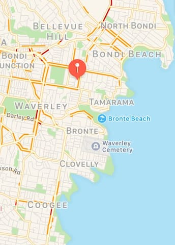 Great place just 15 mins Bondi and Bronte Beach - Bondi