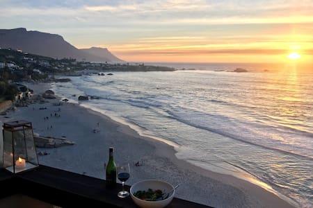 Clifton 1 panorama - Beach access - Cidade do Cabo