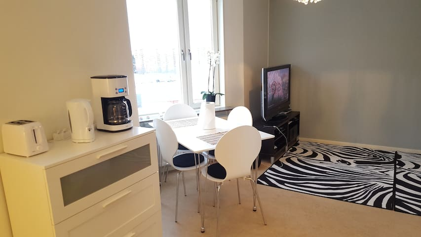 Studio only 19 min from Stockholm Central - Huddinge - Apartment