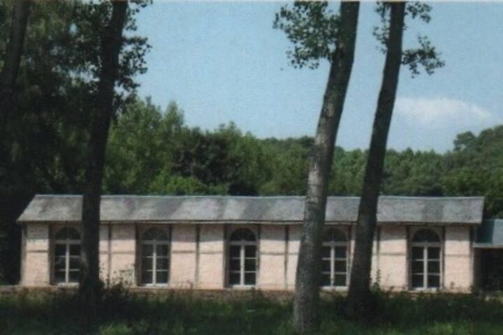 L'orangerie, maison calme à  9 min de Bourgueil