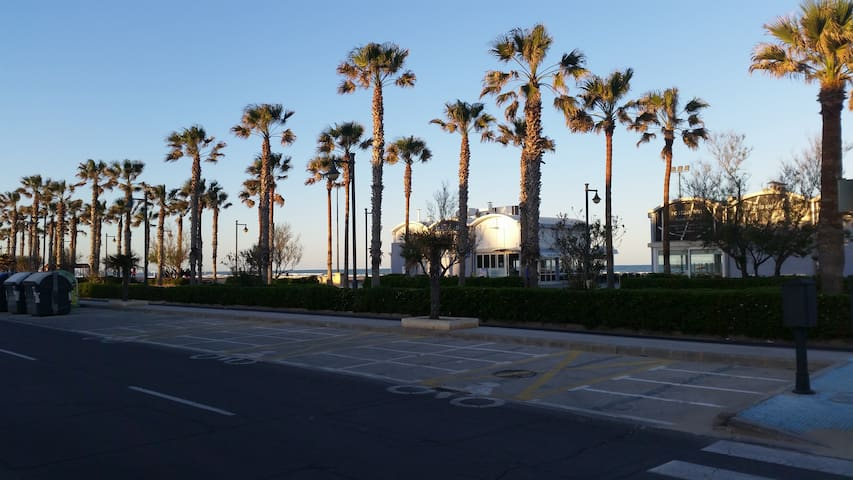 Apartamento Playa, WiFi, Buena Zona, Bus, Metro - València - Apartment