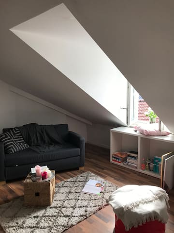 Private Studio in the Heart of Maastricht