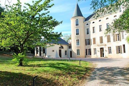 Dépendances château 15 personnes - Salles-sur-l'Hers