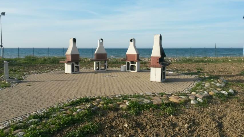 Casa vacanze a campp felice di roccella - Contrada Pistavecchia 1 - Leilighet