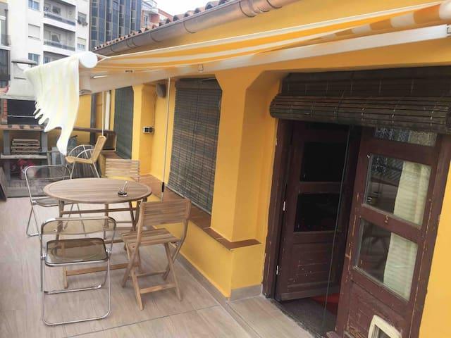 Caesar's PentHouse - Ático muy especial en Logroño