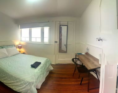 Comfortable double room in the heart of Byron Bay - Wohnung
