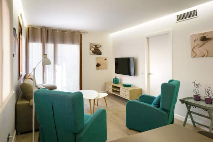 EXCLUSIVE APARTMENT IN PALAMÓS CENTER