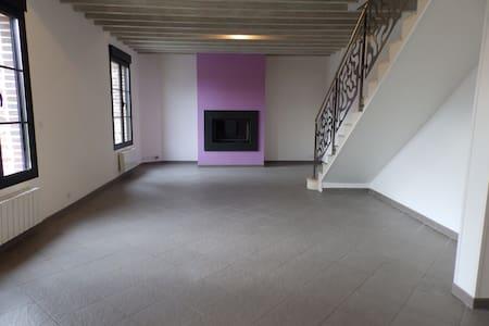 Maison de charme idéalement située en Normandie - Pitres - Talo