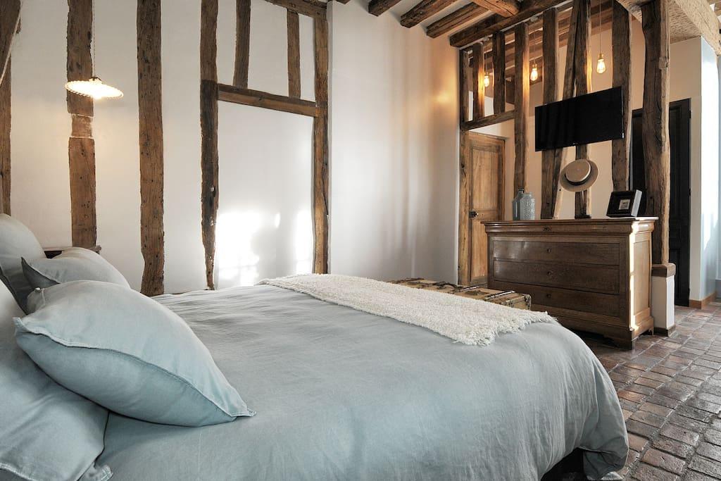 Home saint jacques chambres d 39 h tes louer conches en for Chambre d hote haute normandie