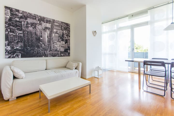 Apartment 1 minute from the lake - Riva del Garda - Lejlighed