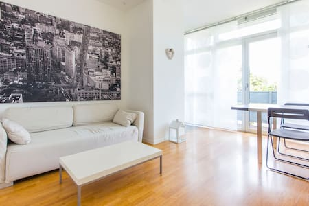 Apartment 1 minute from the lake - Riva del Garda - Apartamento