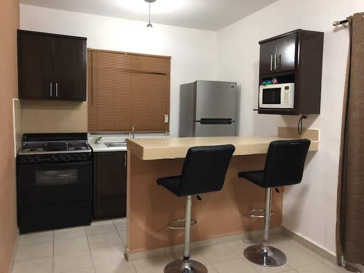 Departamento casa completa en privada ( factura)