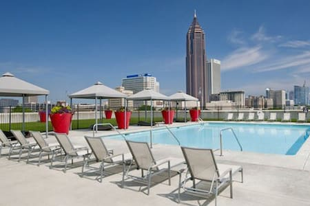 Upscale Apartment near Downtown - Atlanta