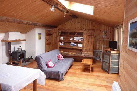 Gîte du Vieux Chazal - Le Caset - Queyras - Molines-en-Queyras - 牧人小屋
