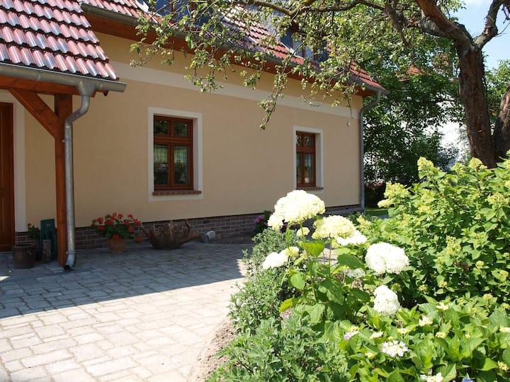 """Ferienhaus """"Am Wiesengrund"""" in der Dübener Heide"""