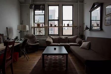 Great Big room in Williamsburg - Brooklyn - Apartment