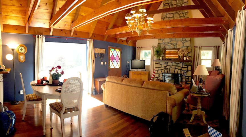 Experience Cozy Pine Cottage! - Lake Arrowhead - House
