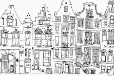 ★ Couple's Getaway ★ Walk Everywhere   1BD - 阿姆斯特丹 - 公寓