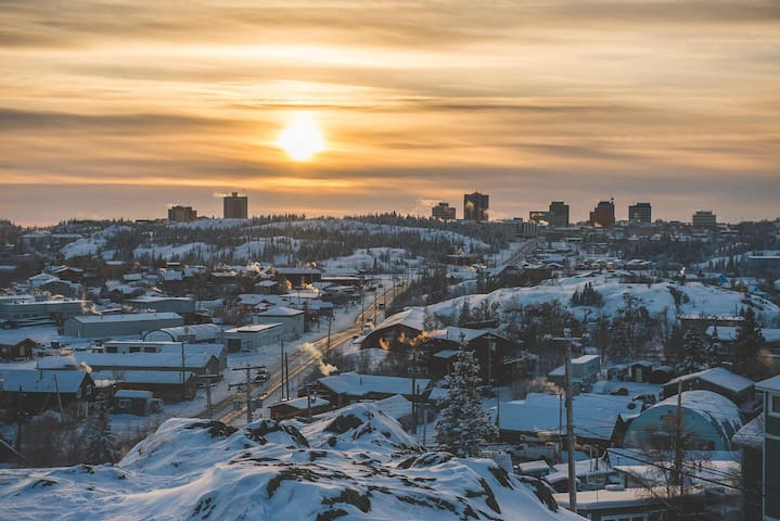 Scenic Yellowknife Living