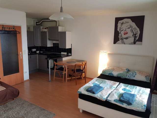 Apartment close to Metro U4 to Center/Bus Grinzing