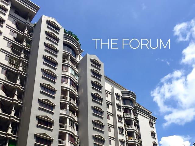 3BR+Wifi:Pavilion/Prince Court area - Kuala Lumpur - Lägenhet