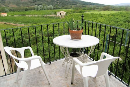Gran casa rural muy tranquila - Villafeliche