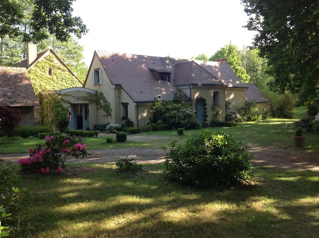 L'Arche aux Moines - Ruaudin - Bed & Breakfast