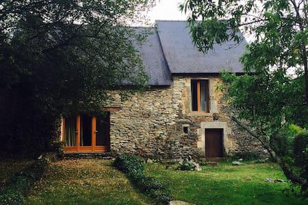 La Coudraie, Guillac, Brittany, France. - Guillac - Dům