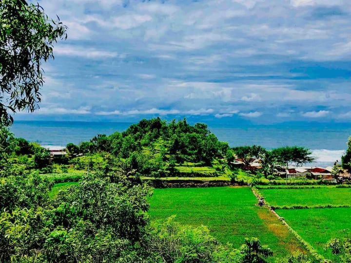 Jiwa Laut Eco Rumah Atas «Hill Top»
