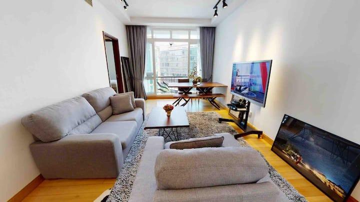 Cosy Studio Apartment @ Robertson Quay