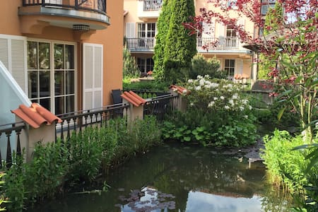 2-Zi-Ferienwohnung LAGUNA-Residenz am Meer/Whg. 29 - Kühlungsborn