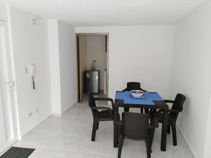 Acogedor apartamento Armenia Ideal para descansar.