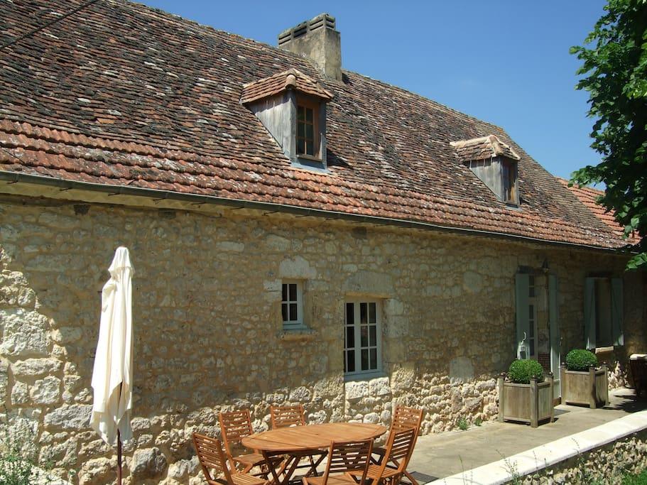 Your 18th century farmhouse at Rigal farm