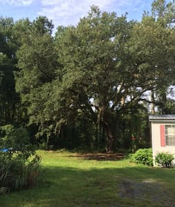 Carrie Oak Retreat Secluded Private CamperR/V Lot - Georgetown - Andere