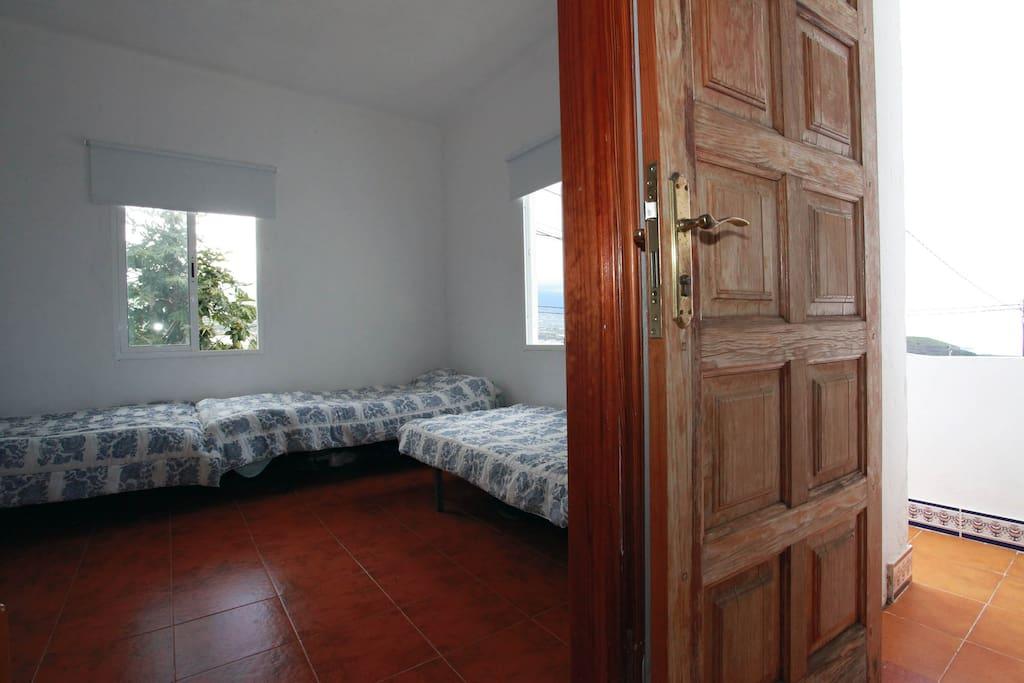 Habitación compartida - Granja