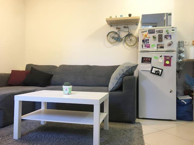 2 Floor apartment & 2 BDR ||| Mahane Yehuda Market