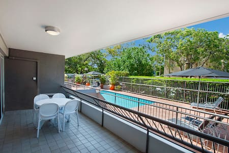 Saks self-contained apartment - Noosa Heads