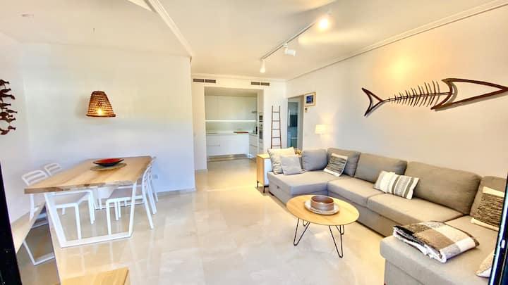 Javea Dream apartamento de lujo con vistas al mar.